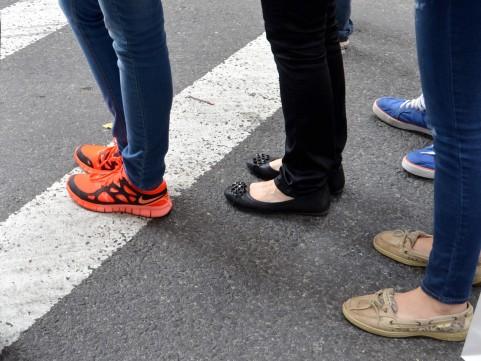 毎日同じ靴を履かないようにする